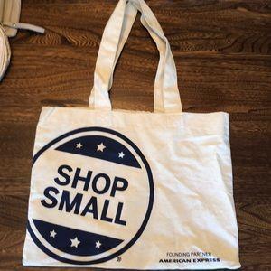 Shop Small Canvas Tote